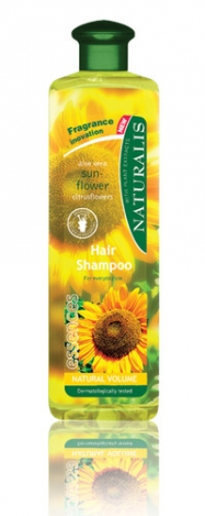 NATURALIS Hair shampoo Sunflower 500ml