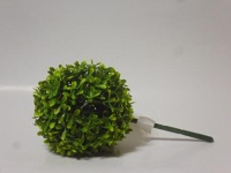 Искусственный декор диаметр 12 см