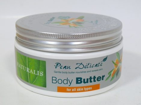 NATURALIS Body butter 300ml. Sea-buckthorn