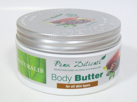 NATURALIS Body butter 300ml Chocolate