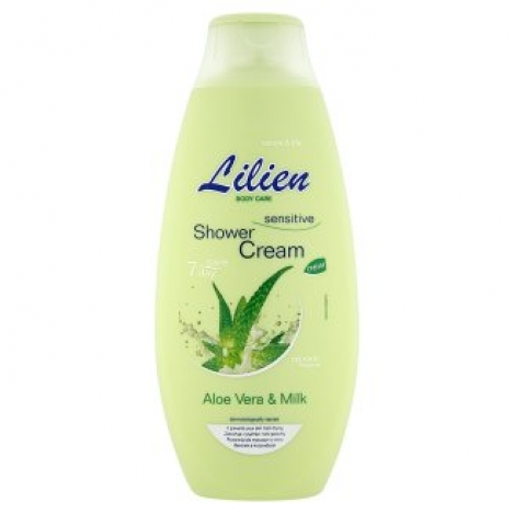 Shower cream Aloe Vera 400ml