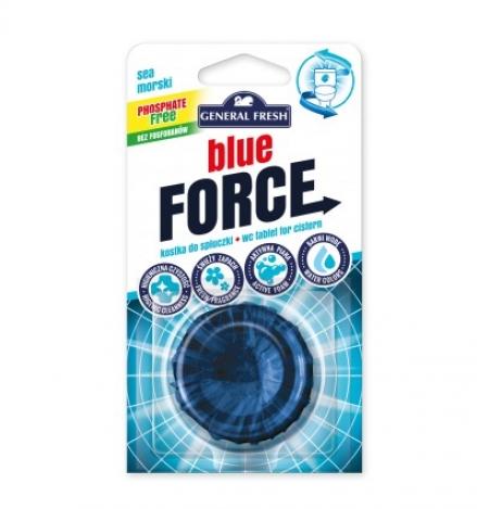 BLUE - Freshener for flushing tank - 1 pcs.