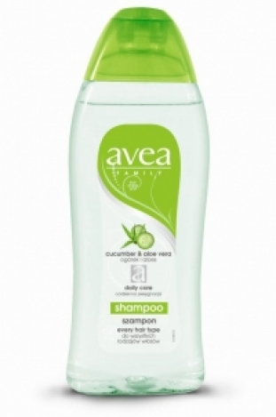 AVEA Shampoo for all types of hair 300 ml