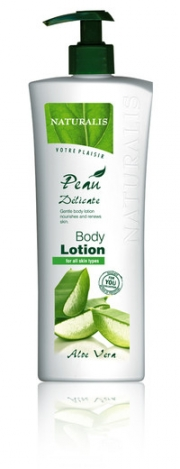 Body lotion 500 ml Aloe Vera