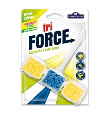 TRI-FORCE blister (45 gr) - CITRON