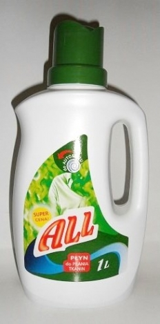 Laundry liquid ALL 1l