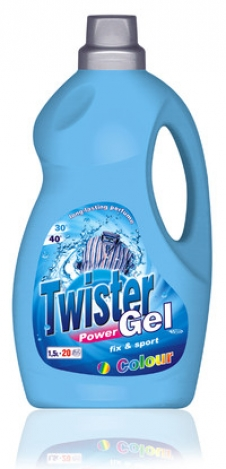Twister washing gel 1.5l