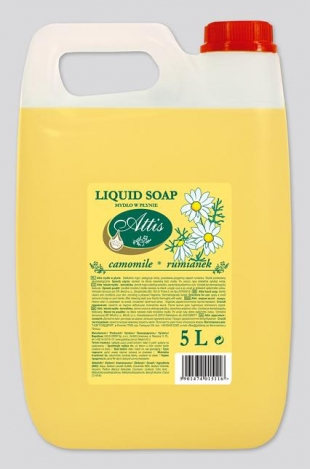 Liquid soap camomile 5l