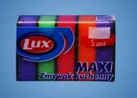 Sponge for washing dishes MAXI 5 pcs.