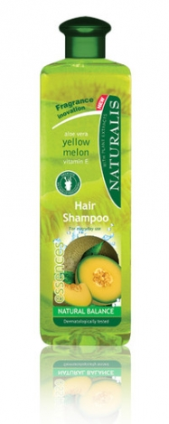 NATURALIS Hair shampoo Yellow Melon 500ml