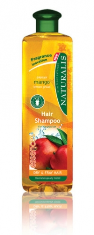 NATURALIS Hair shampoo Mango & Papaya 500ml