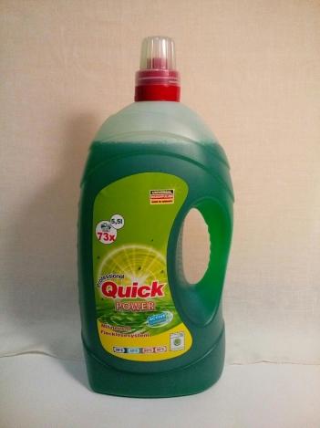 Quick Power washing gel 5.5l