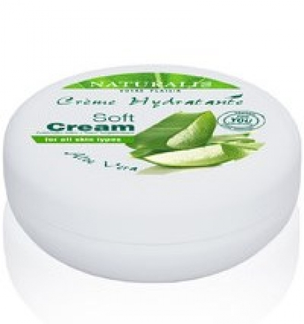 Soft cream with Aloe Vera 150ml