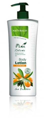 Body lotion 500 ml Sea buch-thorn