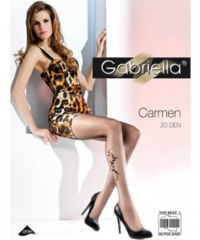Gabriella zeķbikses Carmen 20den 369