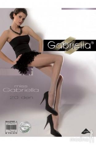 Gabriella колготки Miss 20den 5 размер 105