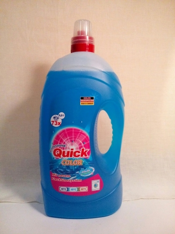 Quick Color washing gel 5.5l