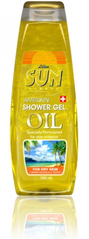 LILIEN Aftersun oil shower gel 300ml
